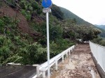Smallish landslide - Japan photo - Gaijin Farmer